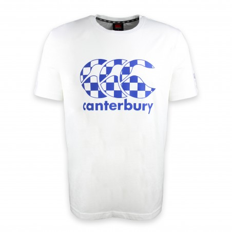 T-SHIRT COLLECTOR DAMIERS - UBB/CANTERBURY