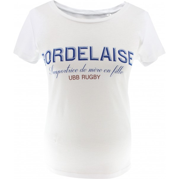 TEE SHIRT HOMME SUPPORTRICE DE MERE EN FILLE