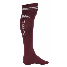 CHAUSSETTES HOME 2019/2020 UBB - CANTERBURY