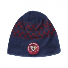 ACRYLIC FLEECE LINED BEANIE UBB