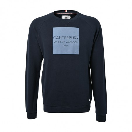 HERITAGE SWEAT ROUND COLLAR - WAIRIO