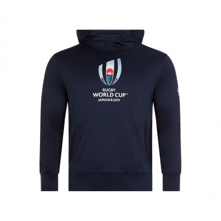 RWC OTH GRAPHIC HOODY - Navy Blue