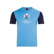 T-SHIRT RWC 2019 GRAPHIC ENFANT - CANTERBURY