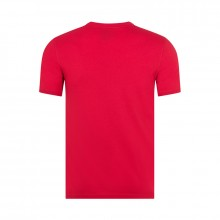 RWC Cotton Jersey Tee Rouge