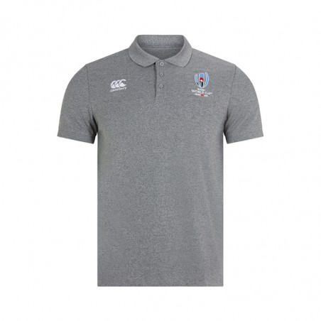 RWC19 COTTON PIQUE POLO