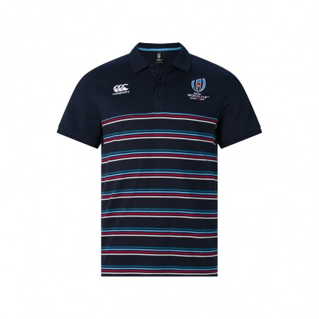 RWC19 COTTON JERSEY POLO