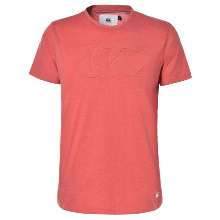 T-SHIRT MATA ROUGE - CANTERBURY