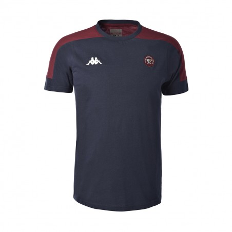T-SHIRT ALGARDI BLEU UBB - KAPPA