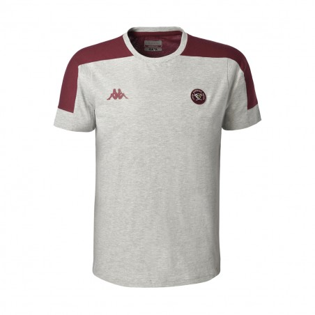T-SHIRT GRIS ALGARDI UBB - KAPPA
