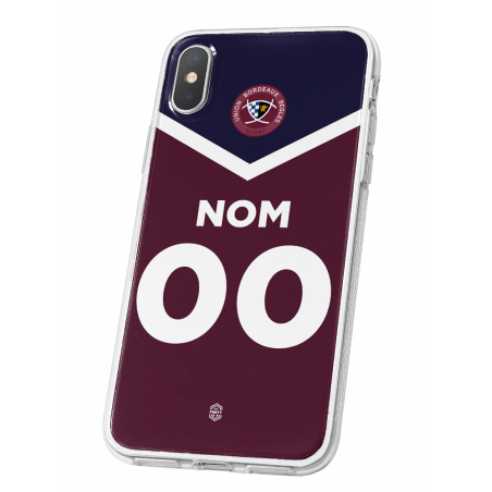 COQUE TELEPHONE MAILLOT DOMICILE - MYFOOTY