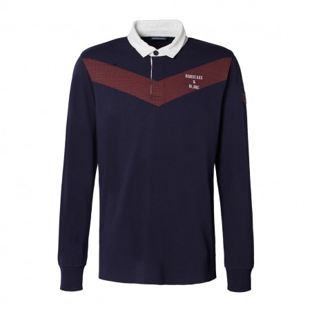 POLO ML SCAPULAIRE - UBB