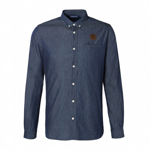 CHEMISE DENIM CITY - UBB