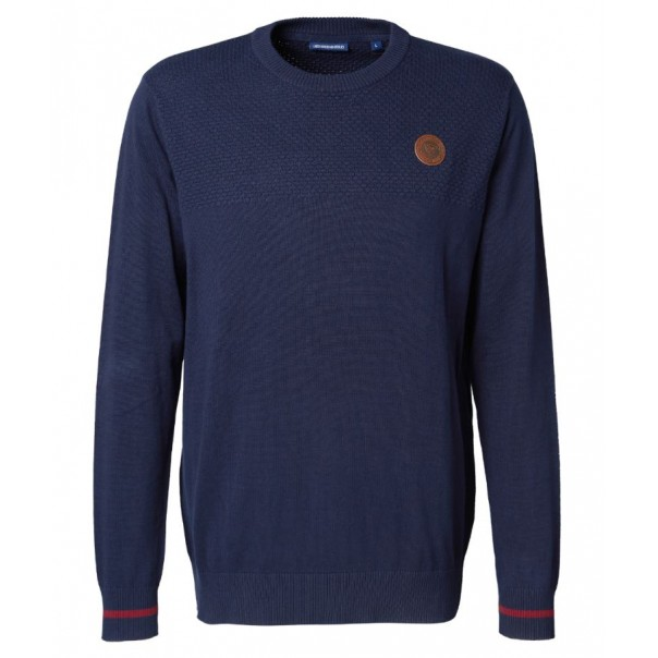 PULL COL ROND - UBB