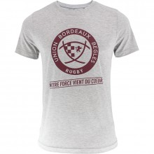 T-SHIRT SUPPORTER LOGO UBB