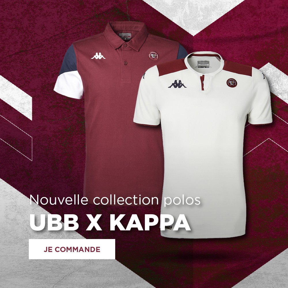 Nouvelle collection polos